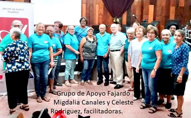 Grupo de apoyo Fajardo